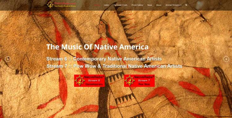 NativeRadio.com